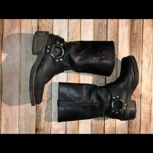 Harley-Davidson Shoes - Harley-Davidson 85354 Hustin Pull on Harness Women